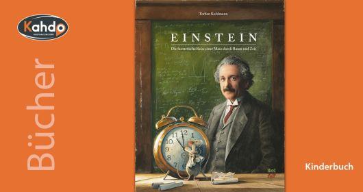 Einstein – Die fantastische Reise einer Maus durch Raum und Zeit | Torben Kuhlmann
