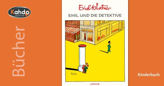 Emil und die Detektive | Erich Kästner
